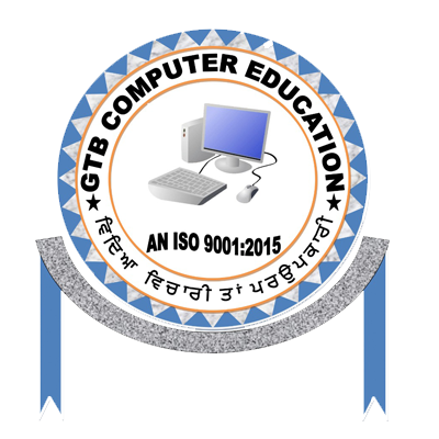 GTB Computer Education – Ghanaur Logo