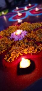Sending love and light this Diwali and every single day.